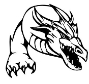 Dragon v49 Decal Sticker