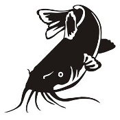 Catfish v7 Decal Sticker
