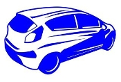 Ford Fiesta v4 Decal Sticker