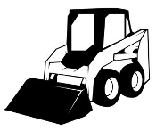 Skid Loader v3 Decal Sticker