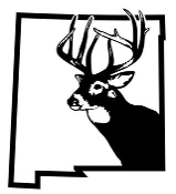 New Mexico Deer Hunting Decal Sticker