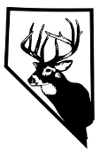 Nevada Deer Hunting Decal Sticker
