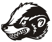 Badger v4 Decal Sticker