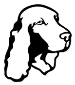 Cocker Spaniel Head v3 Decal Sticker
