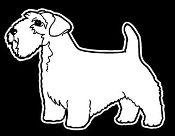 Dog v4 Decal Sticker