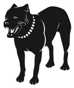 Pit Bull v4 Decal Sticker