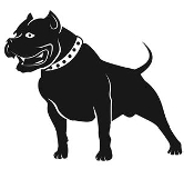 Pit Bull v5 Decal Sticker