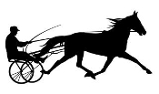 Harness Racing v2 Decal Sticker