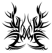 Tribal Design v51 Decal Sticker