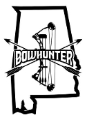 Alabama Bowhunter v2 Decal Sticker