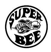 Super Bee Decal Sticker