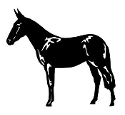 Horse v14 Decal Sticker