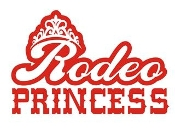 Rodeo Princess Decal Sticker