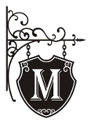 Family Monogram Sign v2 Decal