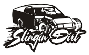 Slingin Dirt - Modified Decal Sticker