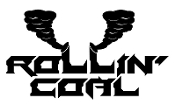 Rollin Coal v2 Decal Sticker