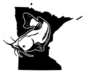 Minnesota Catfish Decal Sticker