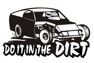 Do it in the Dirt - Modified Decal Sticker