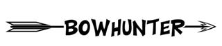 Bowhunter Arrow Decal Sticker