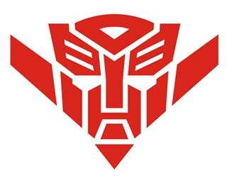 Cybertron Defense Team Decal Sticker