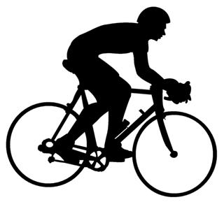 Cycling v2 Decal Sticker