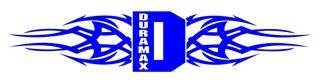Duramax Diesel Tribal Decal Sticker